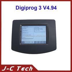 2015 Hot Selling Auto Mileage Programmer Digiprog3 v4.94 digiprog iii programmer with all adapters digiprog 3 odometer programme