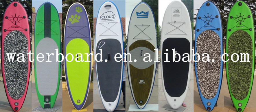 Logo Personnalis 233 Impression Inflatabel Paddle Sup Planche