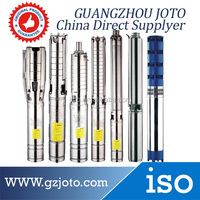 4SD-30 solar DC submersible water deep well solar water pump