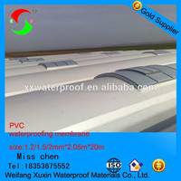 2mm High quality low price the pvc waterstop membrane building material