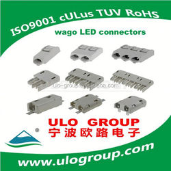 1.25mm 2.0mm 2.5mm pitch 2 3 4 pin mini led connector 021 ULO Electronics