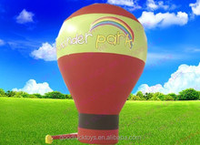 cheap Commercial Hot selling grand opening inflatable ground balloon