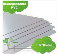 Offset printing plastic PVC sheet