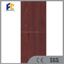 UV treatment Wood grain Click lock pvc vinyl floor planks
