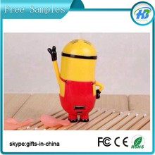 Free Samples mobile phone corporate cute powercharger