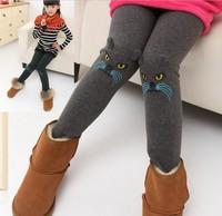 D90033O 2013 MODELS GIRLS THICK WINTER LEGGINGS