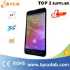 dropshipping 5.5 inch mobile phone/ultra slim android smart phone /1gb ram quad-core smartphone