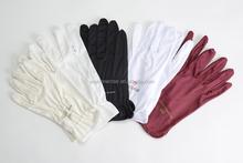 microfiber lint free jewellery gloves