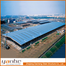 ISO Portal Frames Steel Structure Warehouse/Store /Storehouse