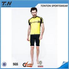 TONTON bike team custom cycling jerseys apparel factory for men