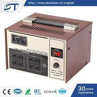 AC Single Phase Power Supplies Wenzhou Factory Air Conditioner Voltage Regulator