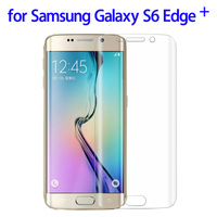 0.1mm Explosion-proof Soft Full Screen TPU Screen Protector for Samsung Galaxy S6 Edge Plus