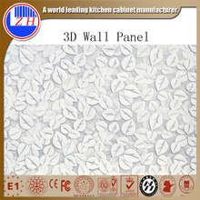 Eco-friendly green product Wall Art embossed gypsum exterior wall board factory