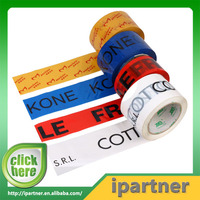 wholesale printed packaging tape,hot melt bopp tape,bopp packaging tape