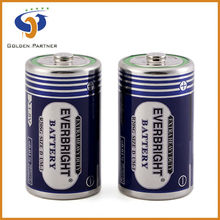 D metal jacket r20 dry battery 1.5v um1 dry battery factory