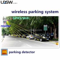 wireless street car parking solutions