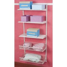 wall mounted wire home storage organizer