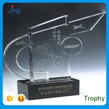high quality custom square marble trophy base for tourists souvenir gifts