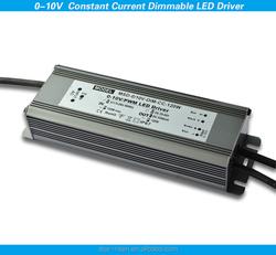120w led street light aluminum case Waterproof IP67 CC led driver