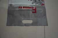 Custom Printing Aluminum Film/Foil Bag with Plastic Handle