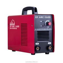 Single phase portable arc welding machine 160 amps