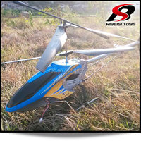 biggest rc helicopter powerful huge gyro copter 3.5 channel RTF