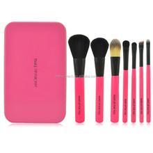 7pcs hot sale eyebrow brush make up brush set