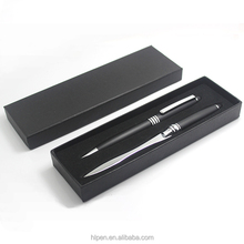 Classic style metal ballpoint pen and letter opener eco-friendly stuff customized color