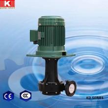 china pumps manufacturer provide 10 HP vertical sealless pump