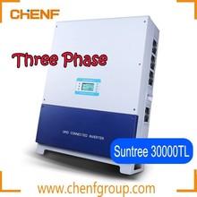 Factory Price On Grid Inverter Waterproof Solar MPPT Grid Tie Pure Sine wave inverter , 1kw ,2kw 3kw,4kw,5kw,10kw,20kw,30kw