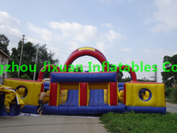 adult inflatable obstacle course for sale,giant inflatable obstacle course