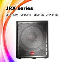 JRX118S stage pa system Carpet Subwoofer box