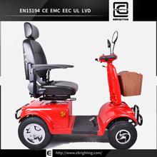 500w 48v three wheel BRI-S02 zhejiang 800w eec electric scooter