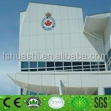 Good Quality building facade aluminum composite panel