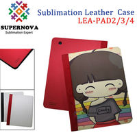 For Printable Case iPad leather case