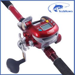 [Yoshikawa]electric reels casting reel MATRIX700 fishing tackle