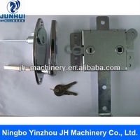 Precious door handle lock sectional parts