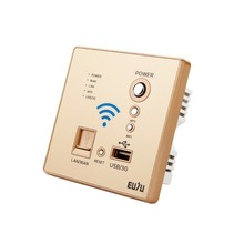 One usb wireless router dlink for 3g & rj45 in wall 86 panel 110-250v