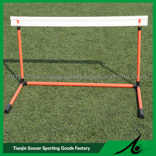 soccer training hurdles