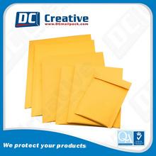 custom mailing bags/custom padded envelope/kraft bubble mailer