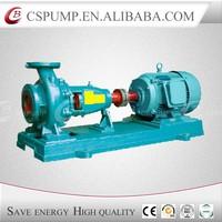 Low power consumption oil centrifuge pump