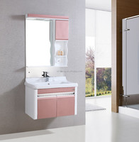 building materials prefab homes china supplier alibaba china Good Quality high glossy slim bathroom vanity