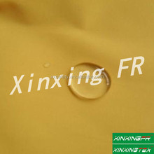 hot sales 100%Cotton 260gsm fire retardant /anti-static/oil resistant /waterproof twill fabric for protective clothing