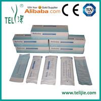 Disposable denatl selt-sealing Sterilization paper bag pouches