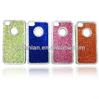 many color,glittery diamond for iphone4 hard case