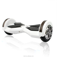 Alibaba hot selling 2 wheel electric self balancing 8 inch tire bluetooth scooter