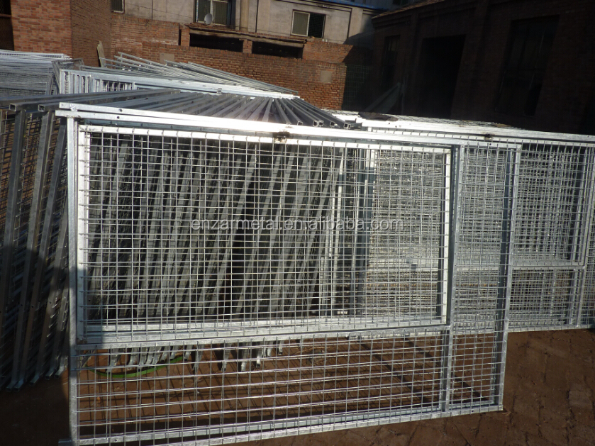 Portable Dog Kennels At Lowe S : Portable dog runs buy large run