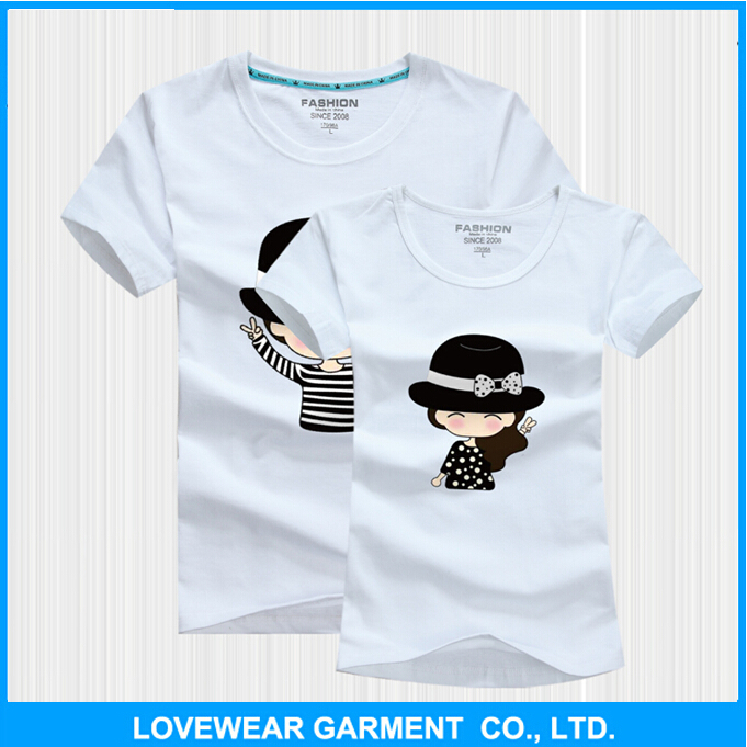 Cheap price oem white printed t shirt factory high quality for Cost to screen print t shirts