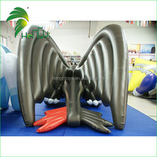 Cheap China Inflatable Fly Black Dragon Toy
