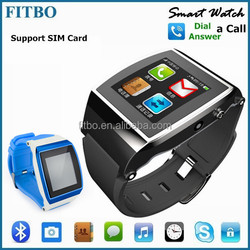 OEM/ODM Silm 1.3M Camera Audio Play Email watch phone android wifi gps